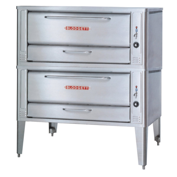 Blodgett 1048 Liquid Propane Additional Unit Pizza Deck Oven - 85,000 BTU