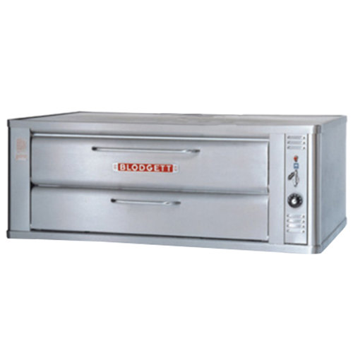 Blodgett 911 Natural Gas Compact Replacement Base Unit Deck Oven - 27,000 BTU