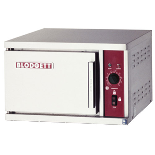 Blodgett SN-3E 3 Pan Electric Countertop Convection Steamer with Atmospheric Steam Generator - 240V, 1 Phase, 7.5 kW