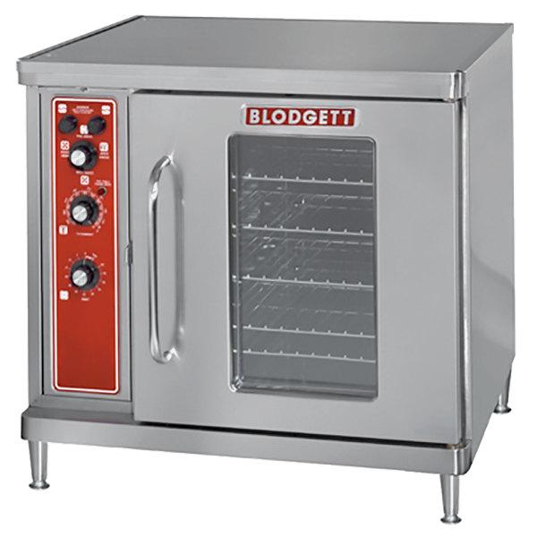 Blodgett CTBR Premium Series Single Deck Half Size Electric Convection Oven