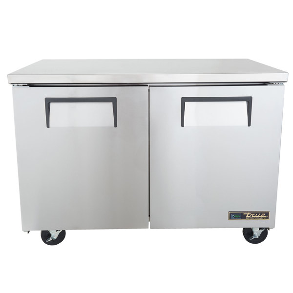 "True TUC-48-HC 48"" Undercounter Refrigerator"