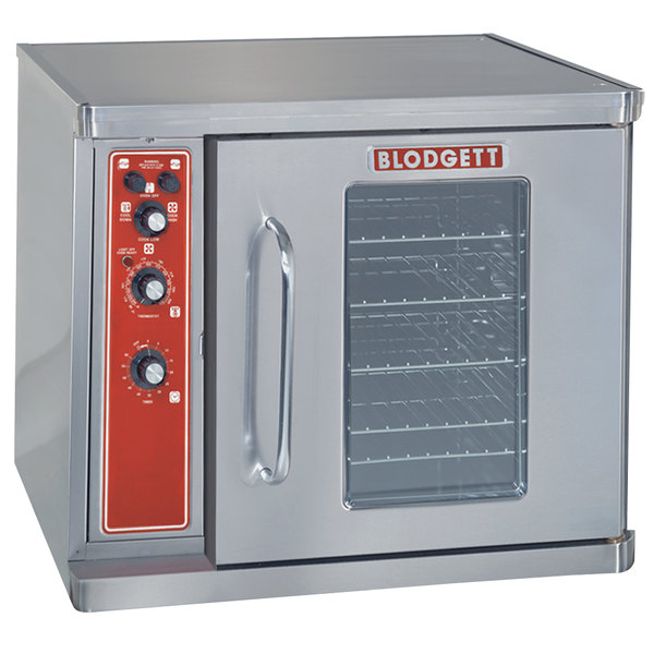 Blodgett CTBR Premium Series Replacement Base Unit Half Size Electric Convection Oven with Right-Hinged Door - 208V, 3 Phase, 5.6 kW