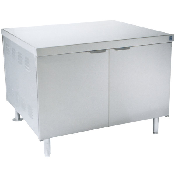 Blodgett CB36-200G Liquid Propane 138 lb. Steam Boiler Cabinet - 200,000 BTU Main Image 1