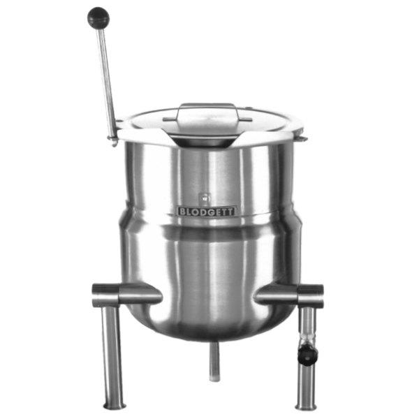 Blodgett KTT-20DS 20 Gallon Direct Steam Countertop Tilting Steam Jacketed Kettle Main Image 1
