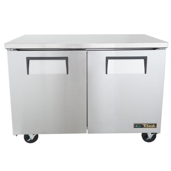 True TUC-48F-HC 48 inch Undercounter Freezer