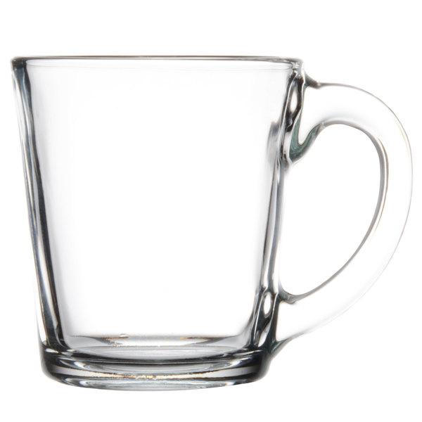 Libbey 5544 13.5 oz. All Purpose Glass Mug - 12/Case
