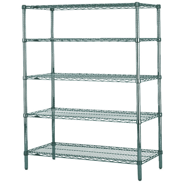 Red Wire Metro Shelving - WIRE Center •