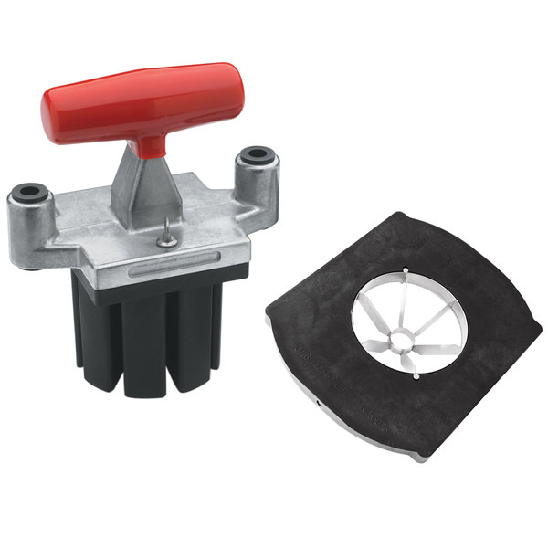 Vollrath 15087 Redco 6 Section Core T-Pack for Vollrath Redco InstaCut 3.5 - Tabletop Mount Main Image 1