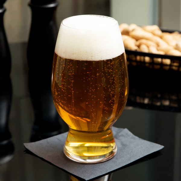 Spiegelau 4998053 Beer Classics 23.75 oz. American Wheat Beer Glass - 12/Case