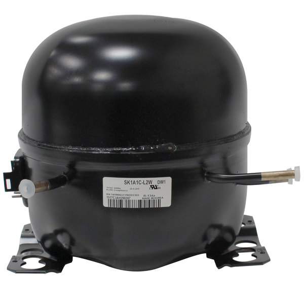 Turbo Air 30200Q1200 1/3 hp Compressor - 115V, R-404A Main Image 1