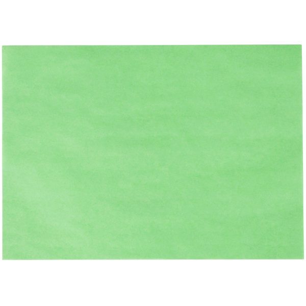 10 inch x 14 inch 40# GreenTreat® Steak Paper Sheets - 1000/Case