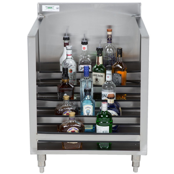 Liquor Bottle Display Cabinet | Zef Jam