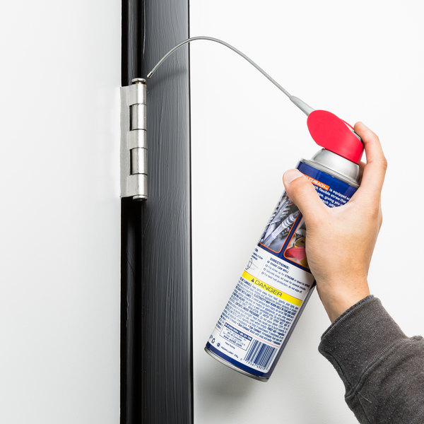 WD-40 490194 14.4 oz. EZ-Reach Spray Lubricant with Flexible Straw Main Image 4