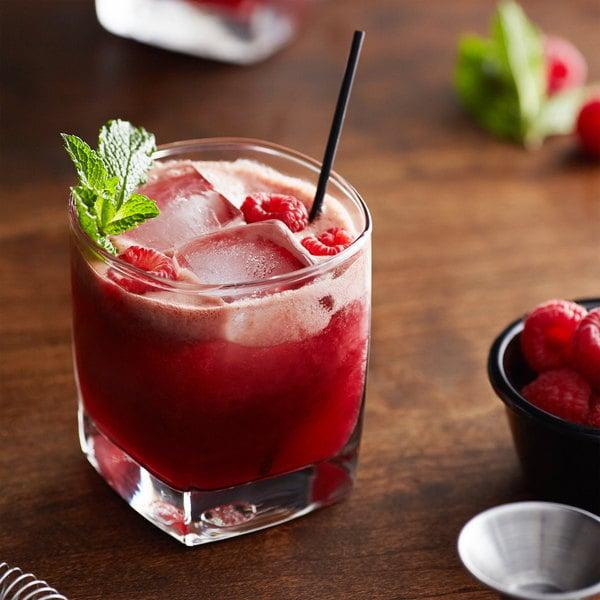 Monin 1 Liter Raspberry Fruit Puree Main Image 2