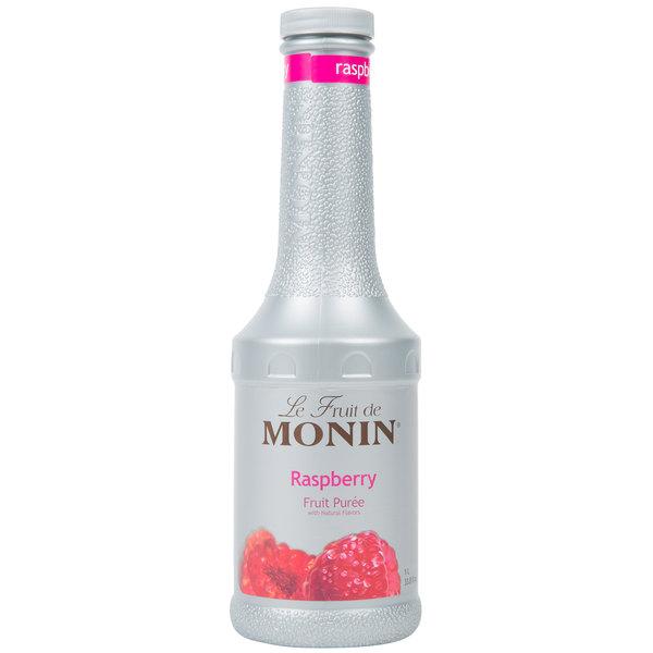 Monin 1 Liter Raspberry Fruit Puree