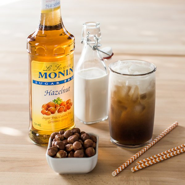 The Best Monin Sugar Free Vanilla Syrup Calories Pictures