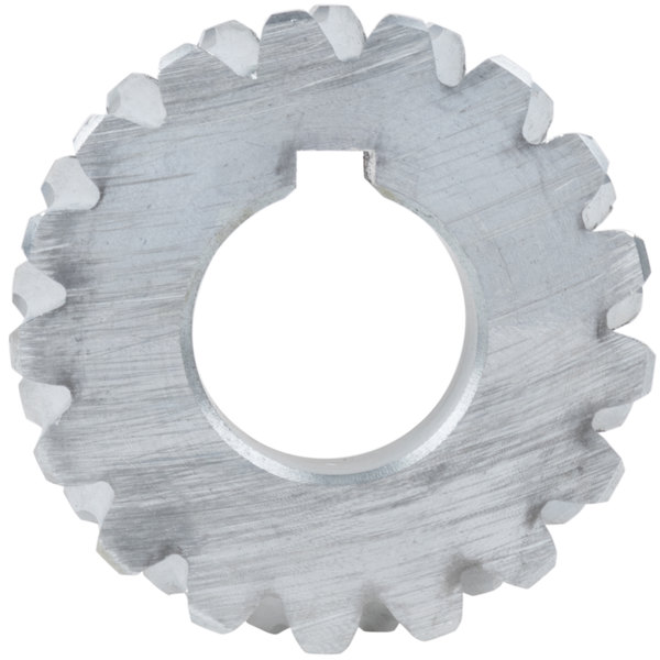 "Avantco PMG16 2"" Worm Wheel Gear - 17 Teeth Main Image 1"