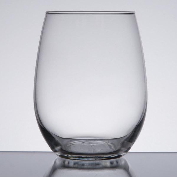 Libbey 213 Customizable 15 Oz Stemless Wine Glass 12 Case