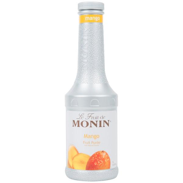 Monin 1 Liter Mango Fruit Puree