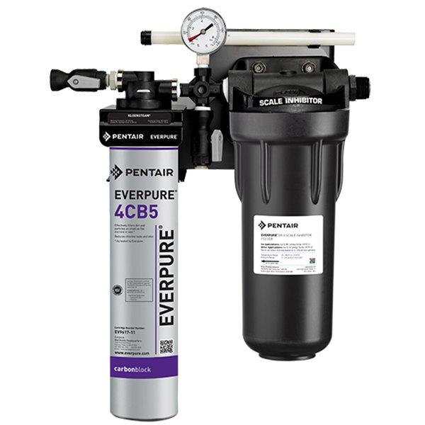 Everpure ev9797 50 kleensteam ct water filtration system for Everpure filtration system