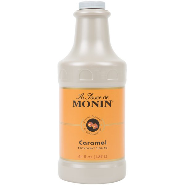 Monin Caramel Sauce 64 Oz