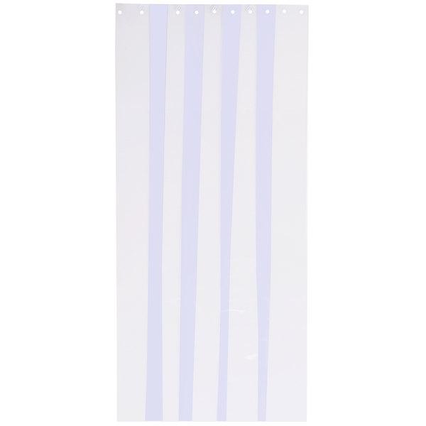 "Curtron CZN-6-S-86-4PK 6"" x 86"" Standard Grade Replacement Door Strips - 4/Pack"