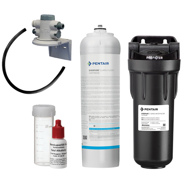 Everpure EV4339-06 Claris XL Filtration System Package with Prefilter Main Image 1