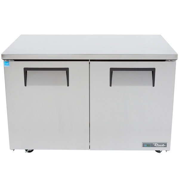 True TUC-48-ADA-HC 48 inch ADA Height Undercounter Refrigerator