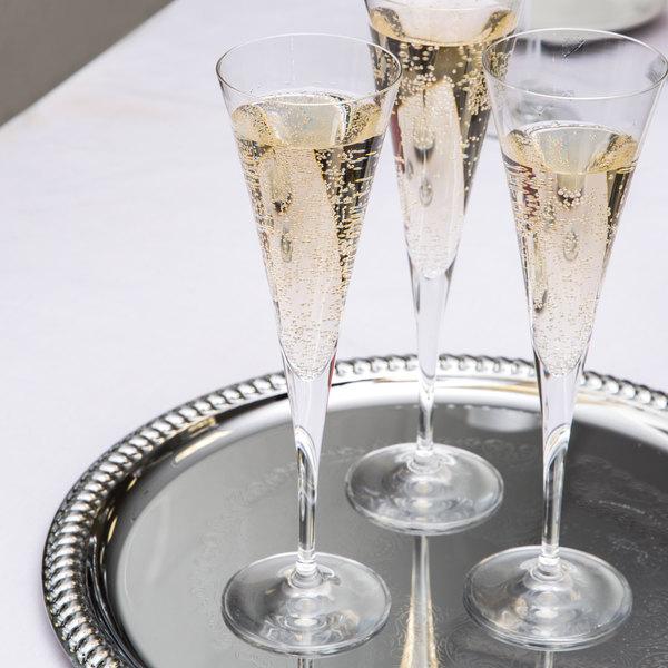 Spiegelau 4008017 Specialty 5.5 oz. Taper Champagne Flute Glass - 12/Case