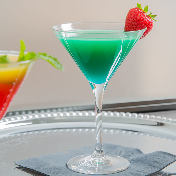 Spiegelau 4078025 Soiree 6 oz. Martini / Cocktail Glass - 12/Case