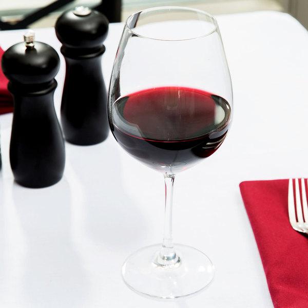 Spiegelau 4568000 Beverly Hills 27.5 oz. Burgundy Wine Glass - 12/Case