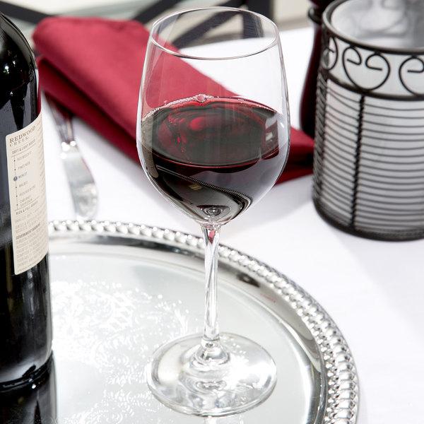 Spiegelau 4518001 Vino Grande 14.25 oz. Red Wine / Water Goblet Glass - 12/Case