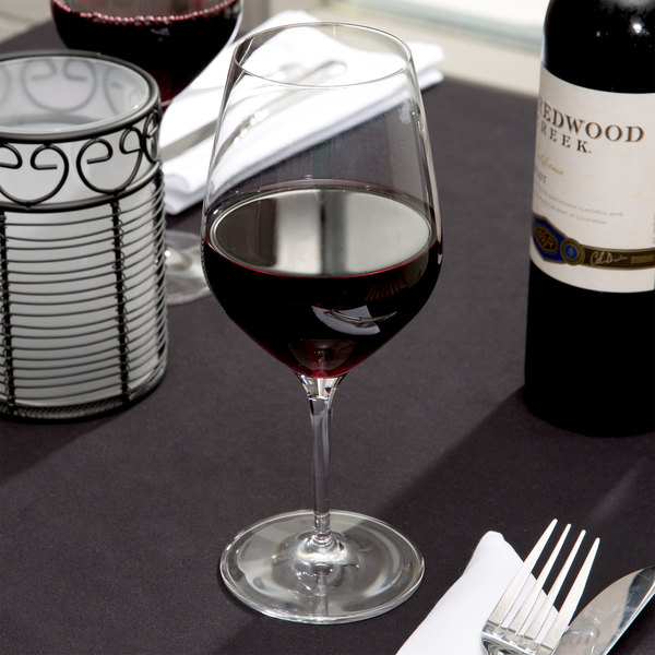Spiegelau 4408035 Authentis 22 oz. Bordeaux Wine Glass - 12/Case