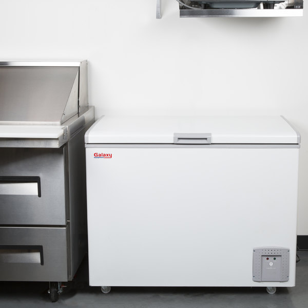 Galaxy CF8 Commercial Chest Freezer