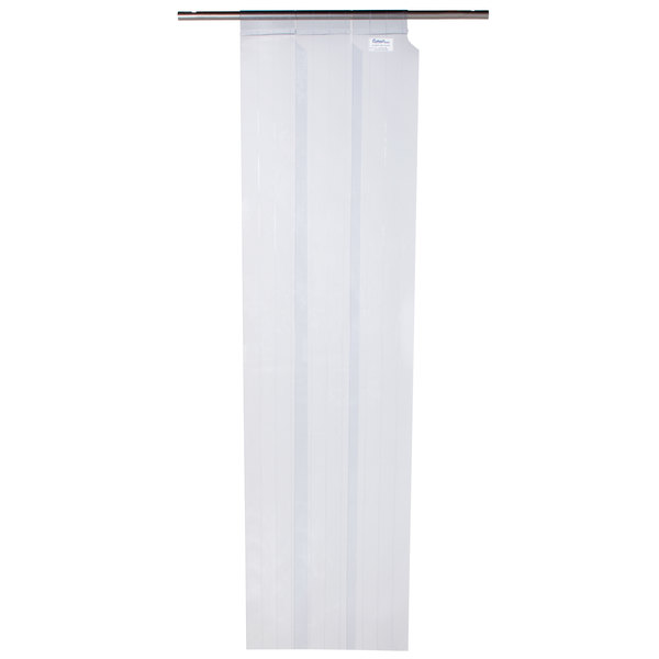 """Curtron M106-S-86-3PK 6"""" x 86"""" Standard Replacement Door Strip - 3/Pack Main Image 1"""