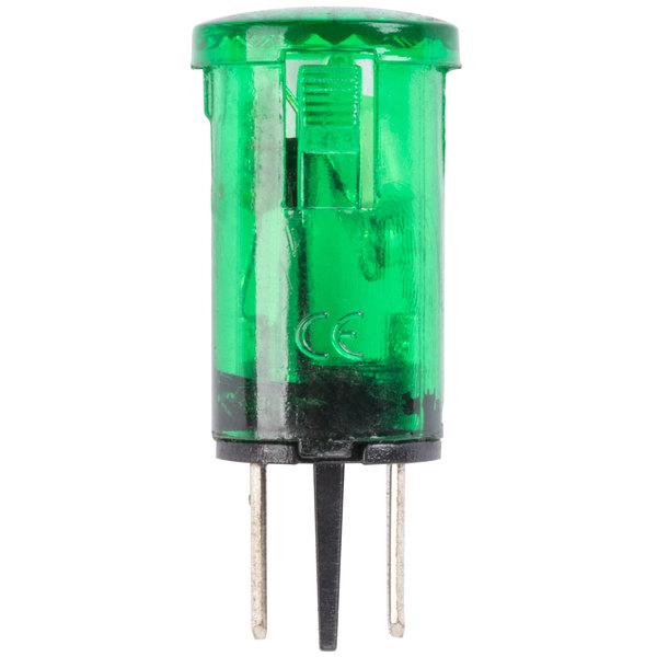 """Avantco PLIGHTGRN Green """"Power"""" Light Main Image 1"""