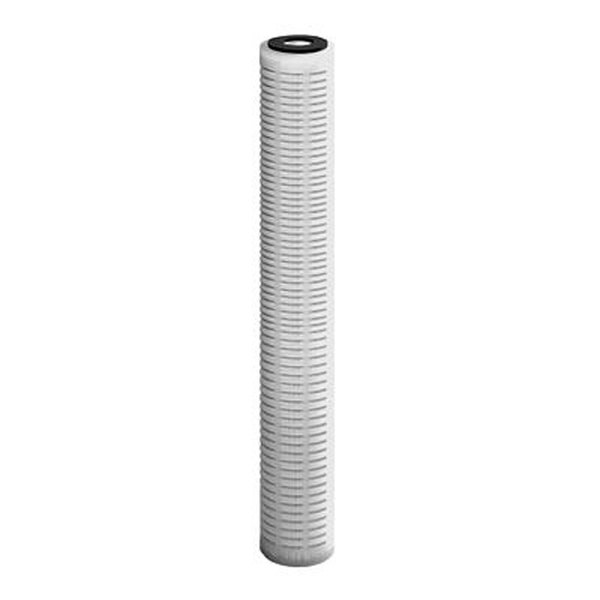 """3M Water Filtration Products CFSFSR-5 19 1/2"""" Retrofit Fine Silt Reduction Drop In Cartridge - 5 Absolute Micron and 6 GPM"""