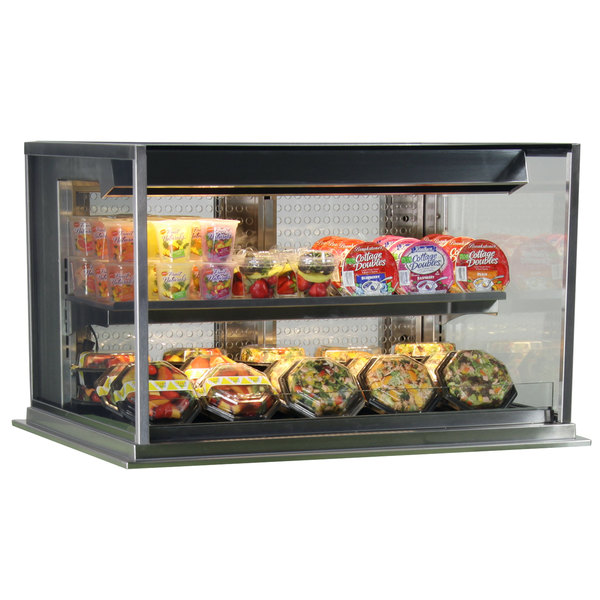 """Structural Concepts DOS4823R Impulse 50"""" Drop-In Refrigerated Air Curtain Merchandiser"""