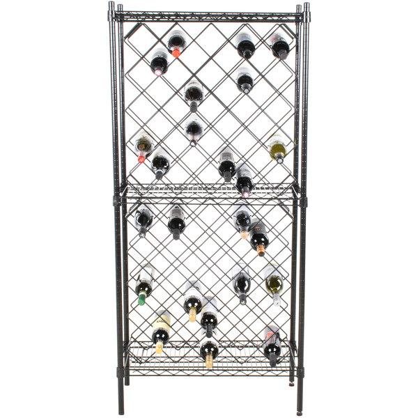 wire wine rack. Regency 14\ Wire Wine Rack R