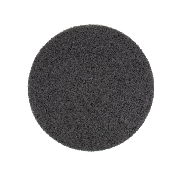 """Scrubble by ACS 72-27 Type 72 27"""" Black Stripping Floor Pad - 2/Case Main Image 1"""