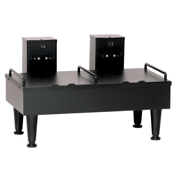 Bunn 27875.0003 Soft Heat Black Dual Server Docking Station - 120V