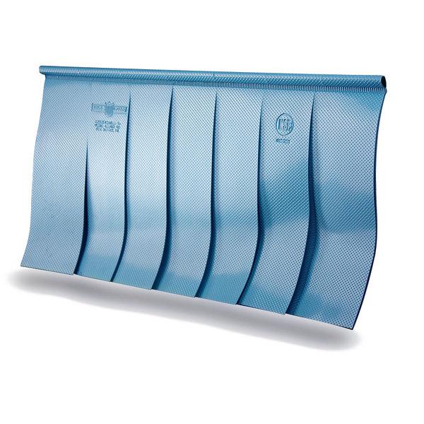 "All Points 32-1098 22 5/8"" x 9"" Standard Short Dishwasher Splash Curtain Main Image 1"