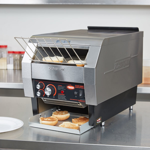 Hatco Tq 800h Toast Qwik Conveyor Toaster 3 Quot Opening 208v