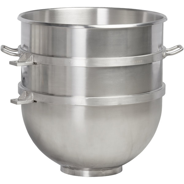 Hobart BOWL-HL140 Legacy 140 Qt. Stainless Steel Mixing Bowl Main Image 1