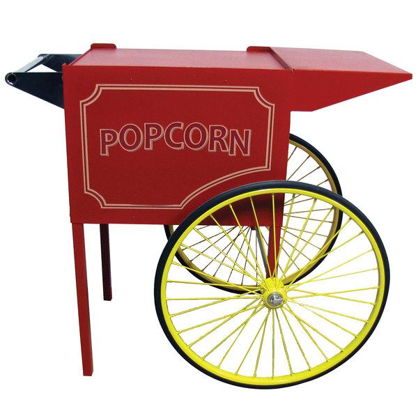 Paragon 3070150 Medium Popcorn Cart
