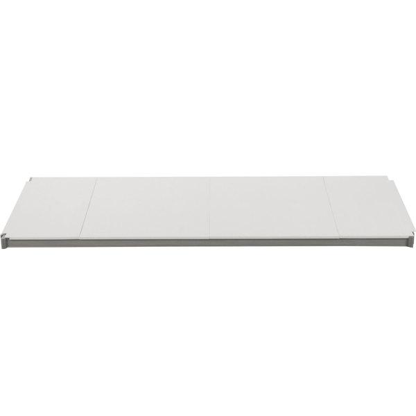 "Cambro ESK1436S1580 Camshelving® Elements 14"" x 36"" Solid Shelf Kit"