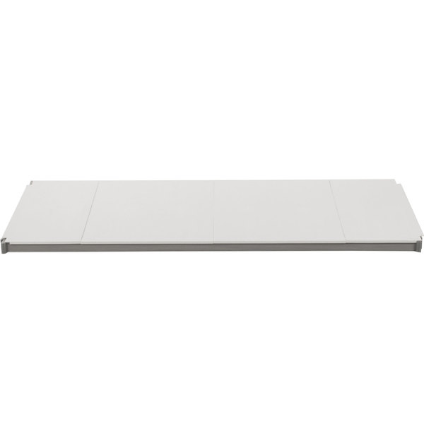 "Cambro ESK1454S1580 Camshelving Elements 14"" x 54"" Solid Shelf Kit"