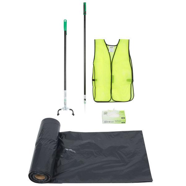 Unger Trash Removal Kit Main Image 1