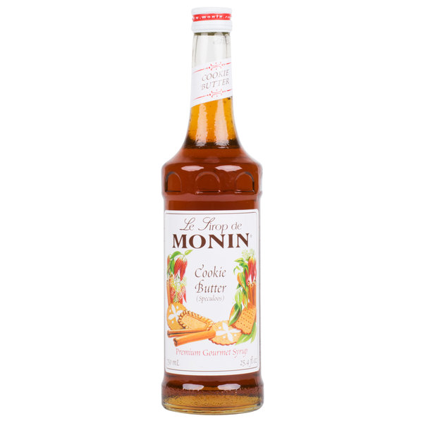 8f21c9815f3 Monin 750 mL Cookie Butter Flavoring Syrup. Image Preview  Main Picture