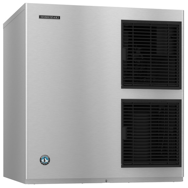 "Hoshizaki KM-1100MAH 30"" Air Cooled Crescent Cube Ice Machine - 1184 lb."